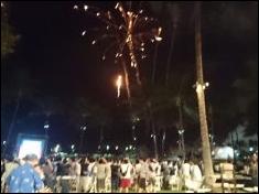 ハワイ企業パーティー