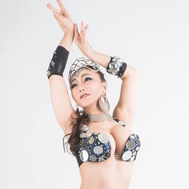 矢口美香&オリエンタルローズ【ベリーダンス】