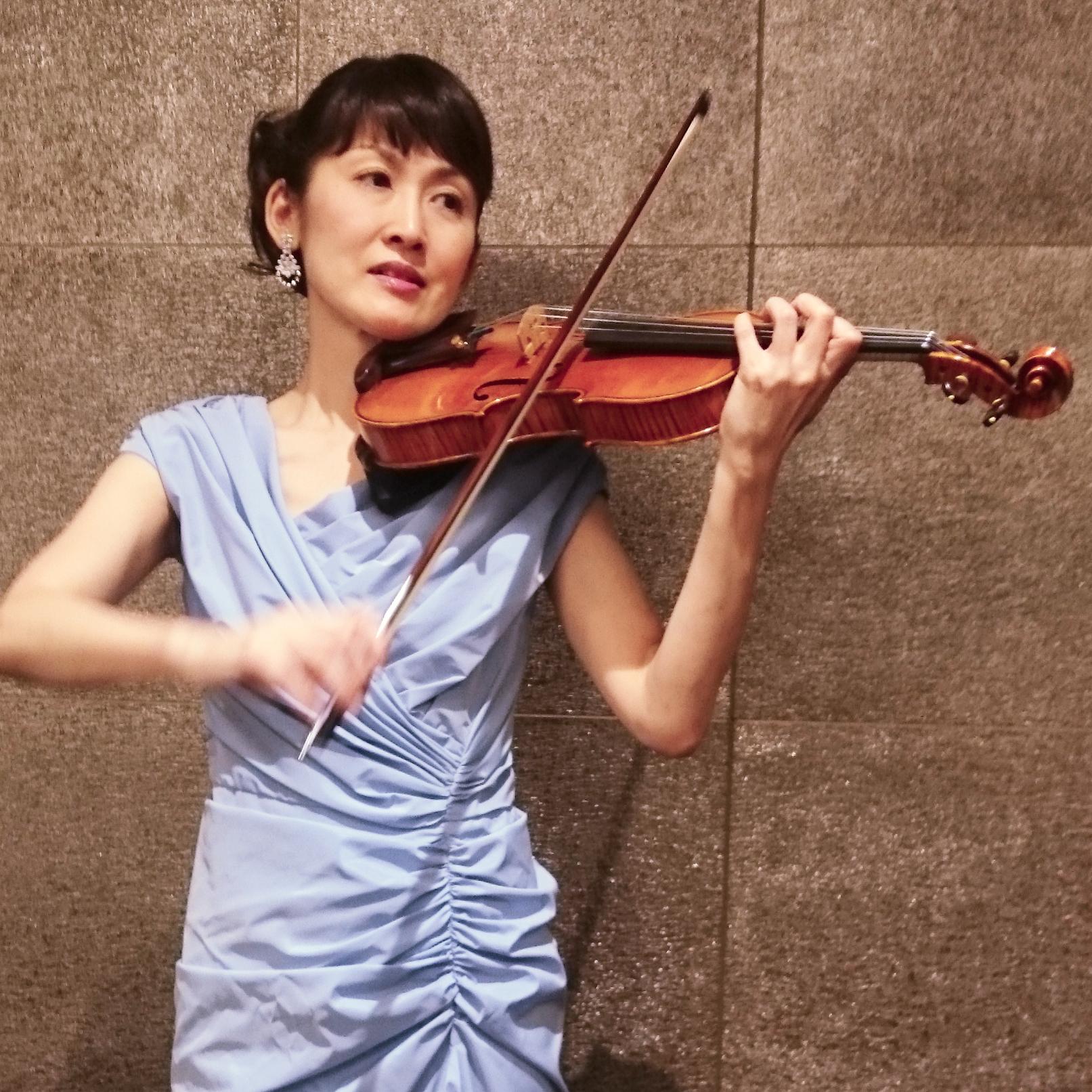 ソロヴァイオリン【生演奏】