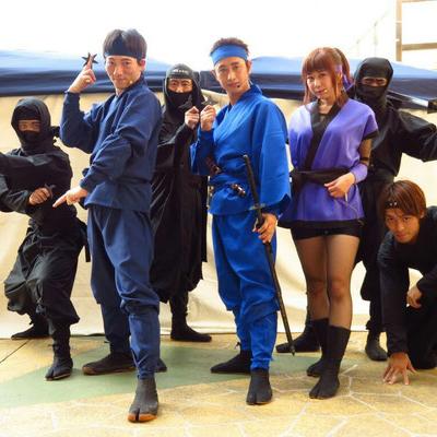 TEAM☆ACTION【忍者ショー】